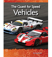 The Quest for Speed: Vehicles Interactiv-eReader