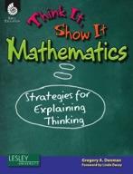 Think It, Show It: Mathematics