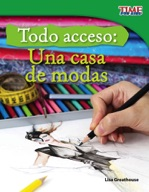Todo acceso: Una casa de modas (Backstage Pass: Fashion) (Spanish Version)