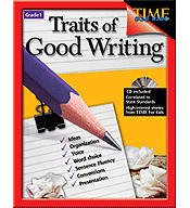 Traits of Good Writing Grade 1