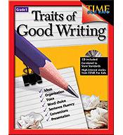 Traits of Good Writing Grade 1