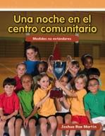 Una noche en el centro comunitario (Night at the Community Center) (Spanish Version)