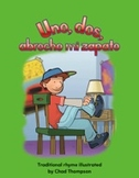 Uno, dos, abrocho mi zapato (One, Two, Buckle My Shoe) (Spanish Version)