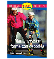 Upper Emergent: Mantenerse en forma con deportes (Keeping Fit with Sp)