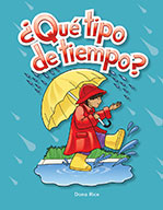 ��Qu̩ tipo de tiempo? (What Kind of Weather?)