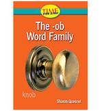 Word Families: The -ob Word Family (Enhanced eBook)