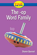 The -op Word Family