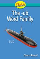 The -ub Word Family