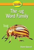 The -ug Word Family