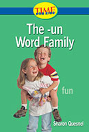 The -un Word Family