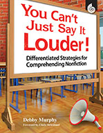 Differentiated Strategies for Comprehending Nonfiction