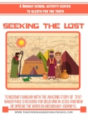 SEEKING THE LOST (Paul & his Missionary Journeys)