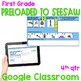 SEESAW 10 Week Math & Literacy Tasks for Distance Learning | First Grade