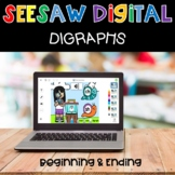 SEESAW ACTIVITY Digraphs