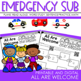 SEESAW At Home Learning: All Are Welcome