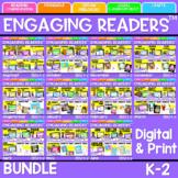 SEESAW Engaging Readers Year Long Bundle