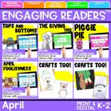 SEESAW Engaging Readers April Books