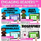 SEESAW Engaging Readers | Black History