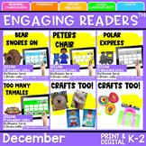SEESAW Engaging Readers December Books