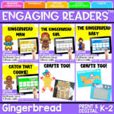 SEESAW Engaging Readers Gingerbread Man Books
