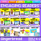 SEESAW Engaging Readers Gingerbread Man and December Books