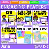 SEESAW Engaging Readers June Books