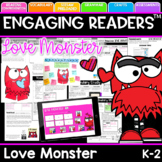 SEESAW Engaging Readers | Love Monster