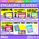 SEESAW Engaging Readers May Books