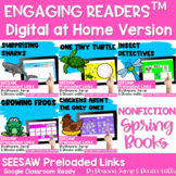 SEESAW Engaging Readers Nonfiction Spring Books