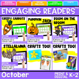 SEESAW Engaging Readers October Books
