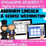 SEESAW Engaging Readers | Presidents