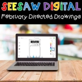 SEESAW February Directed Drawings