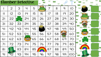 SEESAW Fun St. Patrick's Day Activities