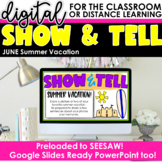 SEESAW PRELOADED Show and Tell | June