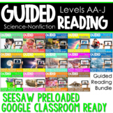 SEESAW Preloaded Guided Reading Nonfiction | Bundle