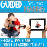 SEESAW Preloaded Guided Reading Nonfiction | Sound