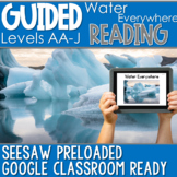 SEESAW Preloaded Guided Reading Nonfiction | Water Everywhere