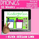 SEESAW Preloaded | Kindergarten Phonics Bundle