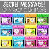 SEESAW Preloaded Secret Message   GROWING BUNDLE