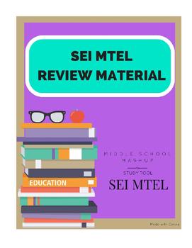 SEI MTEL Exam Notes