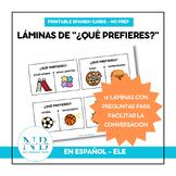 FREE SEL Bilingual Flash cards- Identifying emotions (English/Español)