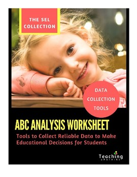 SEL Collection: ABC Analysis Worksheet