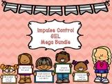 SEL: Impulse control Lesson plan and materials mega bundle!