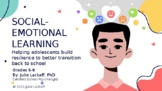 SEL LITE: 7-Minute Social-Emotional Learning Lessons and Assessments