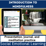 Social and Emotional | SEL | Introduction to Mindfulness |