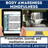 Social and Emotional | SEL | Mindful Body Awareness | Dist