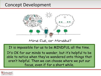 SEL - Mindfulness and Nonverbal Communication