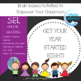 SEL ONLINE QUIZZES: Individualized Quizzes for Student Empowerment