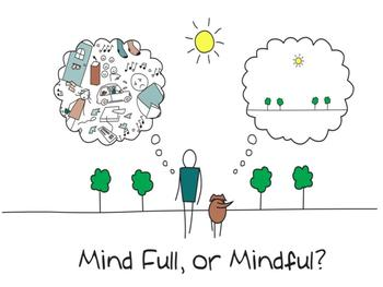 SEL - Practicing Mindfulness Lesson