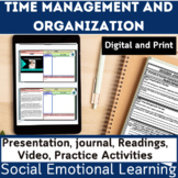 Social and Emotional Learning | SEL | Time Management | Di